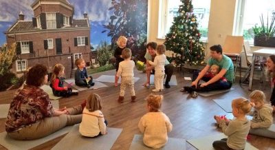 Fun & Fit 4 Kidsyoga #BoekStart.